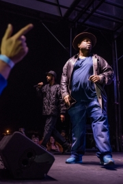 Sir Mix A Lot at Rock The Boat (Photo by Christine Mitchell)