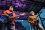 Meat Puppets at Rock The Boat (Photo by Christine Mitchell)