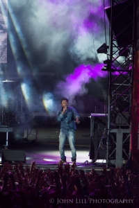 Kendrick Lamar performs at Sasquatch 2015! Photo by John Lill