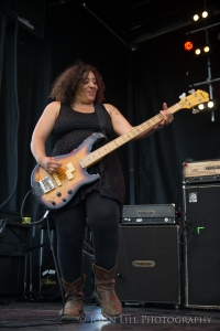 Helms Alee performs at Sasquatch 2015! Photo by John Lill