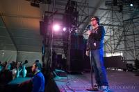 Doug Benson performs at Sasquatch 2015! Photo by John Lill