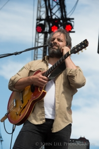 Dan Mangan + Blacksmith perform at Sasquatch 2015! Photo by John Lill