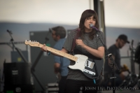 Courtney Barnett performs at Sasquatch 2015! Photo by John Lill
