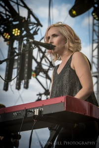 Mother Mother performs at Sasquatch! Photo by John Lill