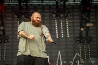 Action Bronson performs at Sasquatch 2015! Photo by John Lill