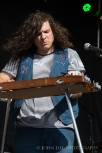 Blank Range performs at Sasquatch! Photo by John Lill