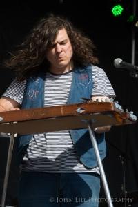 Blank Range performs at Sasquatch! Photo by John Lill