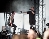21 Pilots perform at Sasquatch 2015! Photo by John Lill