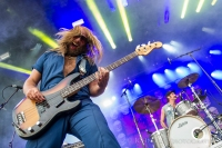King Tuff perform at Sasquatch 2015! Photo by John Lill