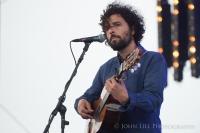 Jose Gonzalez performs at Sasquatch 2015! Photo by John Lill