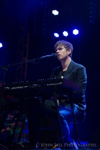 James Blake performs at Sasquatch 2015! Photo by John Lill