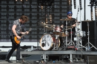 Royal Blood perform at Sasquatch 2015! Photo by John Lill