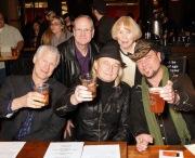 Bob Tomberg, Alan White, Mark & Linda Gordon, Geoff Castle at Jammin Challenge (Photo: Bill Bungard)