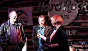 Mark Gordon, Ray Hayden, Linda Gordon at Jammin Challenge (Photo: Bill Bungard)