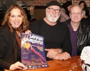Susan Apple Manegold & Eric Manegold at Jammin Challenge (Photo: Bill Bungard)