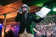 Kyle Ledford at Sonifest 2017 (Photo by Ron Reyes