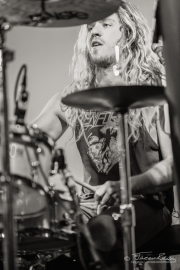 Enforcer at El Corazon (Photo by Jared Ream)