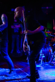 Swallow The Sun at El Corazon (Photo by Jared Ream)
