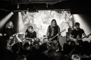 Dark Tranquility at El Corazon (Photo by Jared Ream)