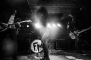 The Ramones at The Anchor Pub (Photo by Christine Mitchell)