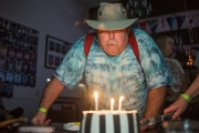 Charles' Bracelen's Birthday at the Everett Yacht Club (Photo by Christine Mitchell)