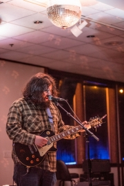 Kevin Murphy at the Everett Yacht Club (Photo by Christine Mitchell)