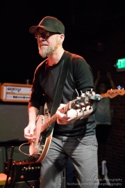 Aaron Crawford at The Tractor Tavern (Photo: Jared Ream)
