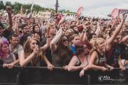 Vans Warped Tour Crowd 2015 @ White River Amphitheater (Photo: Mocha Charlie)