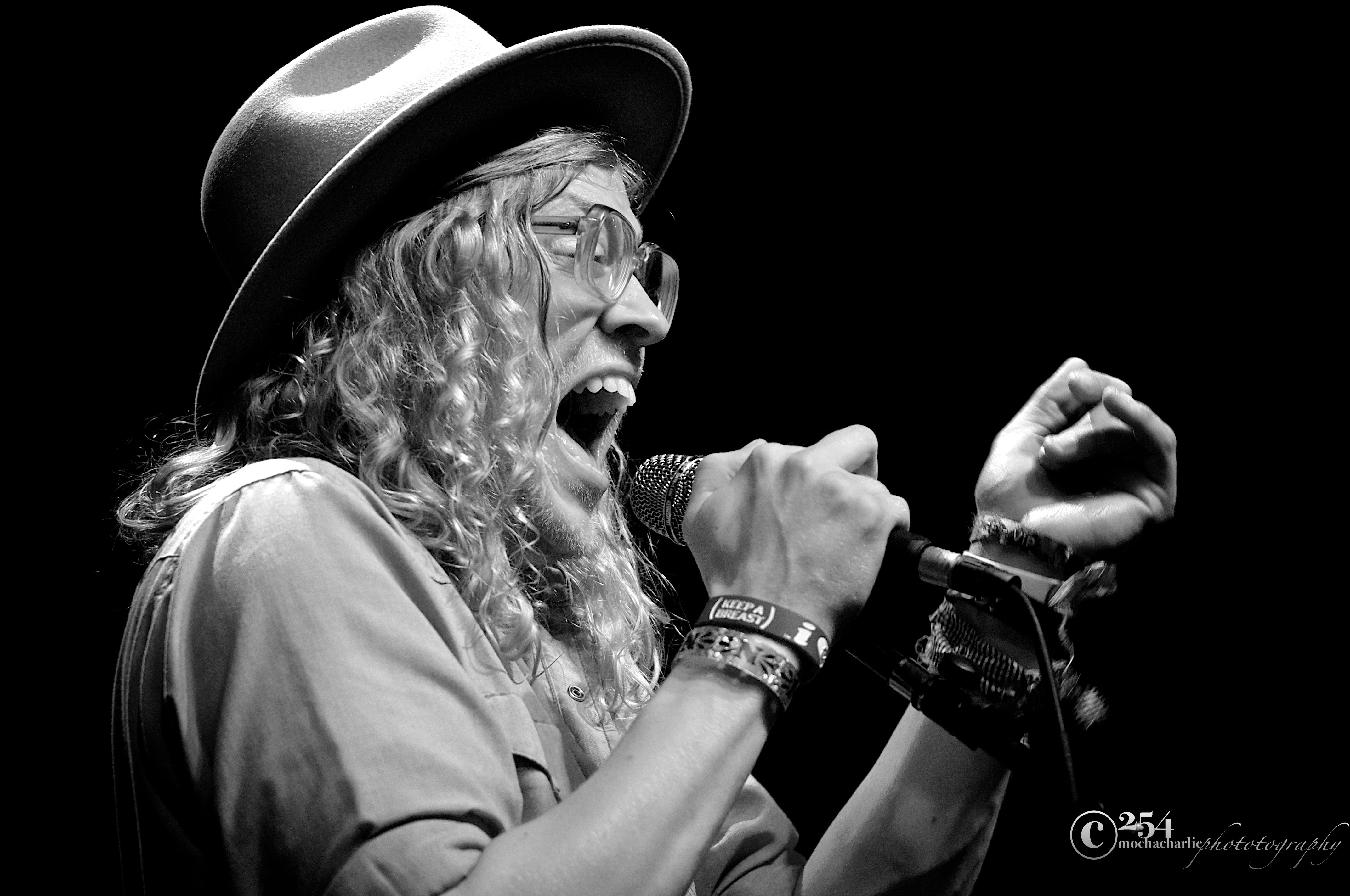 Capitol Hill Block Party 2012: Allen Stone