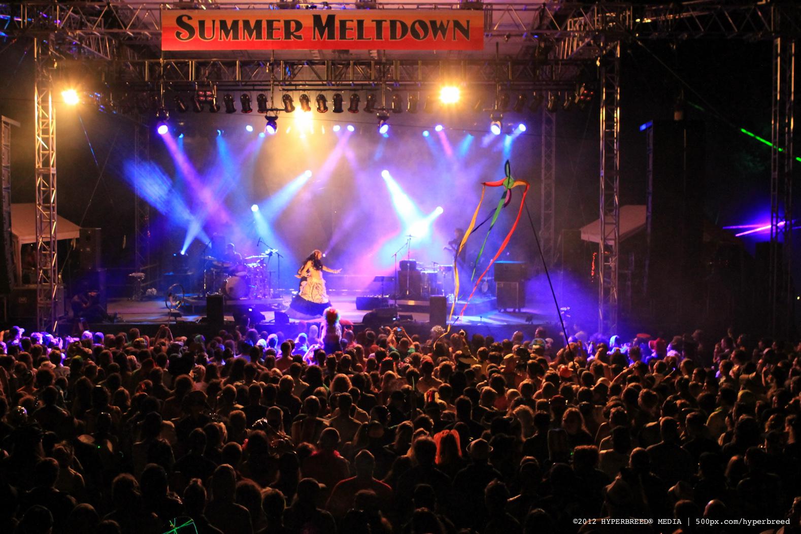 Summer Meltdown 2012 – All Photos By Martin Darbyshir (HYPERBREED® MEDIA)