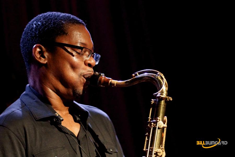 Ravi Coltrane Live at Jazz Alley (8/1/12)
