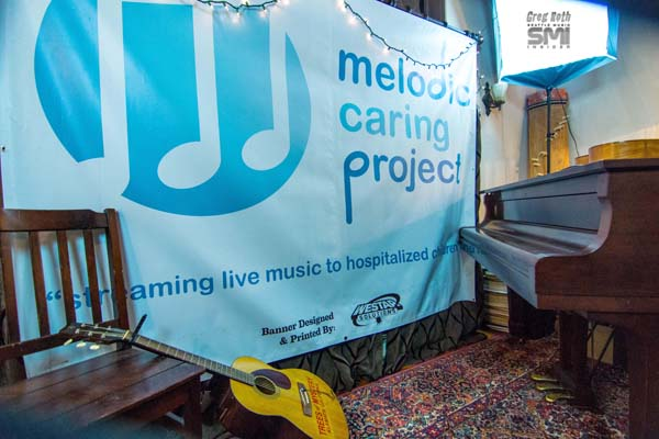 Seattle Living Room Show and Melodic Caring Project (9/15/12) Photo By Greg Roth