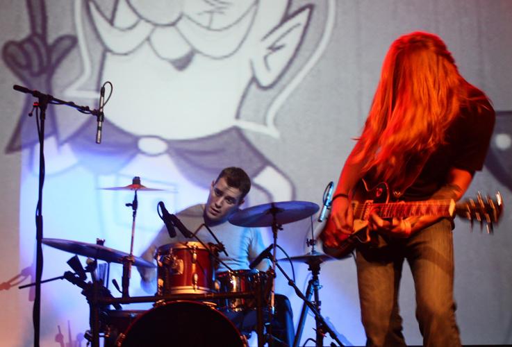 City Arts Fest 2012: Cody Beebe and The Crooks @ The Crocodile (Photo by Alina Shanin)