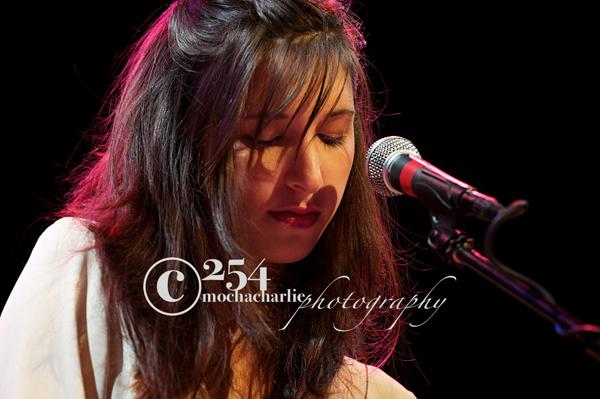 City Arts Fest 2012: Lucy Schwartz