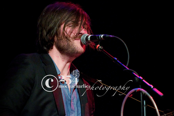City Arts Fest 2012: Brandon Walters (Joshua Radin Band)