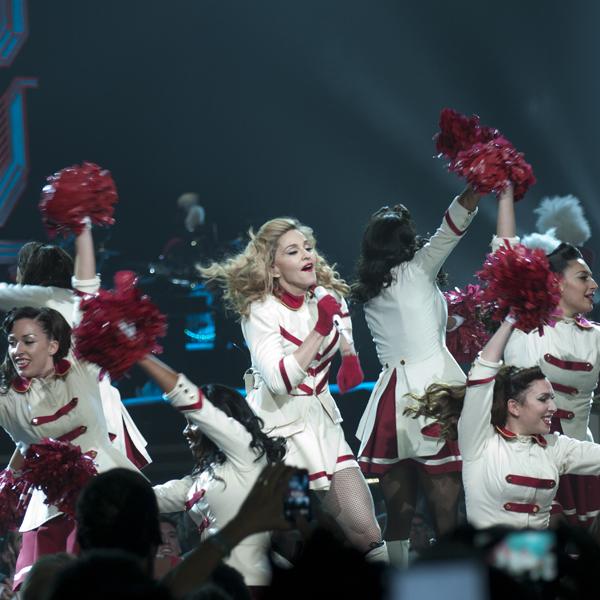 Madonna @ Key Arena 10/2/12 (Photo By Michael Profitt)