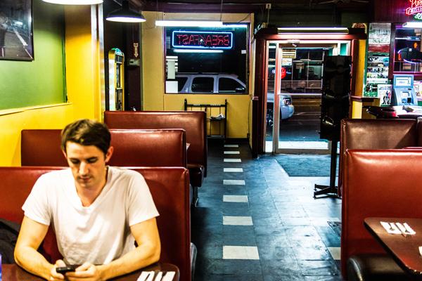 Kris Orlowski (Photo by Greg Roth)