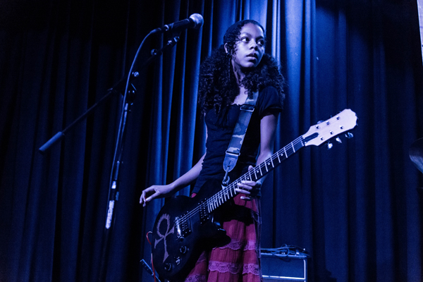 Seven Dials Live at The Vera Project – 11/30/12 (Photo by Greg Roth)