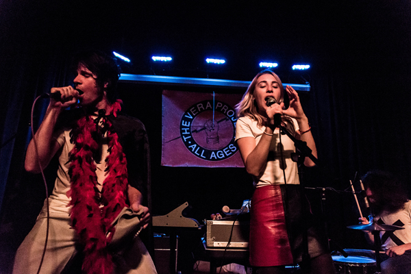 Daydream Vacation Live @ The Vera Project -11/30/12 (Photo by Greg Roth)