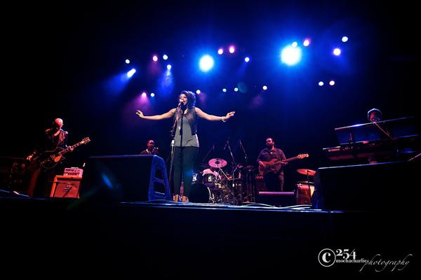 Choklate Live at The Paramount – 12/7/12 (Photo By Mocha Charlie)