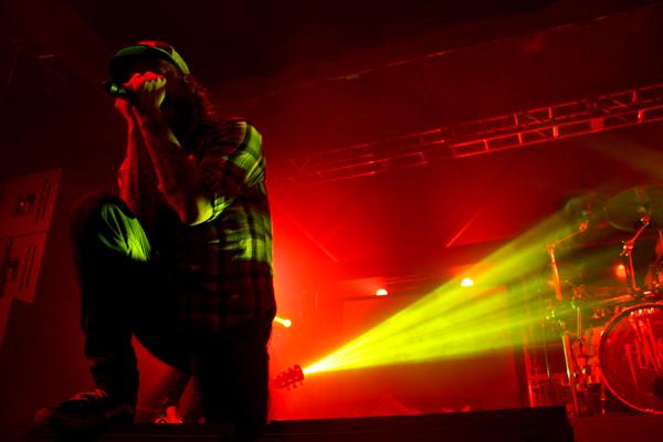 Lamb of God & In Flames @ Showbox Sodo (Photo by Alina Shanin)
