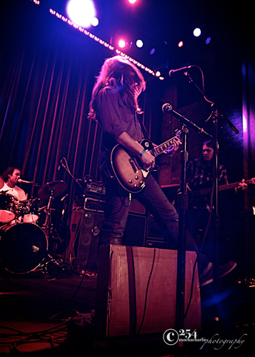 Play it Forward 3 @ The Neptune Theatre 1/20/13: Cody Beebe and The Crooks (Photo by Mocha Charlie)