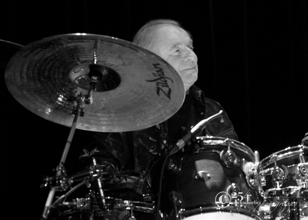 Play it Forward 3 @ The Neptune Theatre 1/20/13: Alan White (Photo by Mocha Charlie)