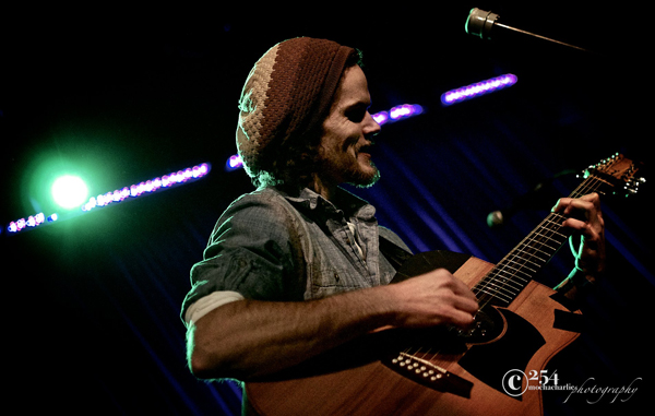 Play it Forward 3 @ The Neptune Theatre 1/20/13: Blake Noble (Photo by Mocha Charlie)