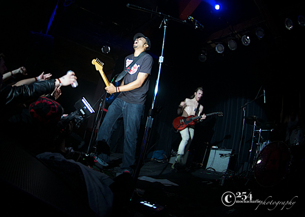 Ben Union Record Release Show w/ Ayron Jones (Photo by Mocha Charlie)