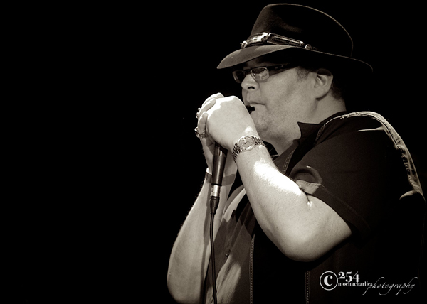 Play it Forward 3 @ The Neptune Theatre 1/20/13: John Popper (Photo by Mocha Charlie)