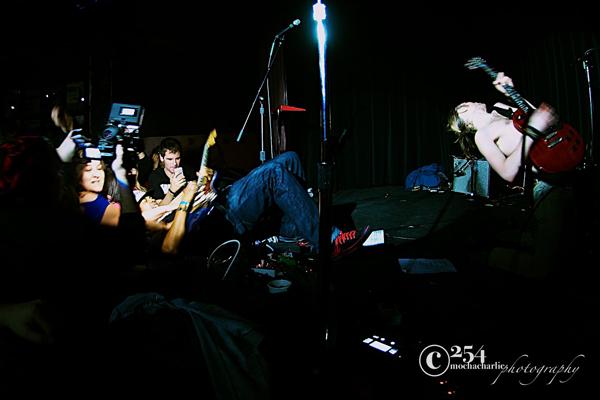 Ben Union Record Release Show w/Ayron Jones (Photo by Mocha Charlie)
