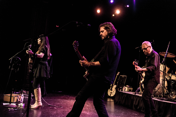 Kristen Ward Live @ The Triple Door – 2/1/13 – Justin Davis w/ Keith Ash (Photo by Greg Roth)