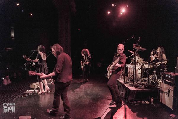 Kristen Ward Live @ The Triple Door – 2/1/13 (Photo by Greg Roth)
