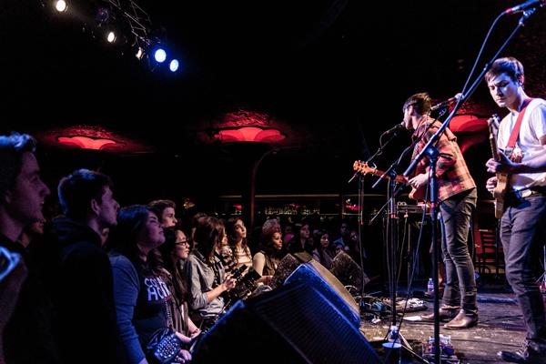 Smokey Brights: Live at Showbox @ The Market – 2/23/13 (Photo by Greg Roth)